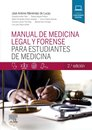 Manual de medicina legal y forense para estudiantes de Medicina