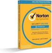 NortonLifeLock Norton Security Deluxe 1 licentie(s) 1 jaar Nederlands