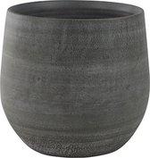 Pot esra mystic grey bloempot binnen 36 cm