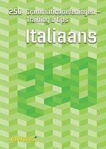 250 Grammaticaoefeningen - Training & Tips Italiaans