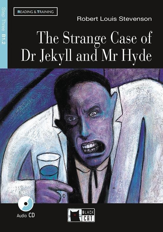 Boek cover Reading & Training B1.2: The Strange Case of Dr Jekyll and M van R.L. Stevenson (Paperback)