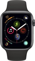Apple Watch Series 4 - Smartwatch - 44mm - Spacegrijs