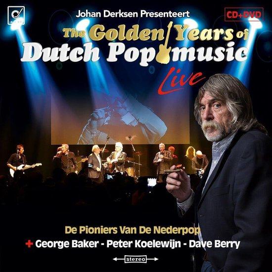 Golden Years Of Dutch Pop Music Live (CD+DVD) - various artists
