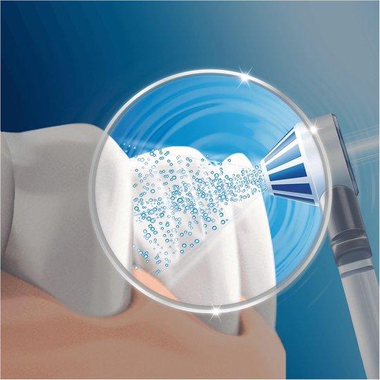 Oral-B OxyJet - Opzetborstels - 4 stuks