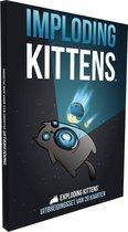 Exploding Kittens Imploding Kittens Uitbreiding - Nederlandstalig Kaartspel