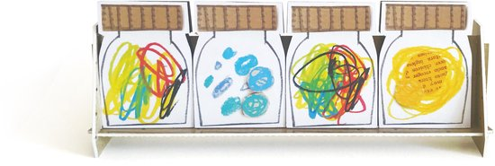 Het Kleurenmonster - Bordspel