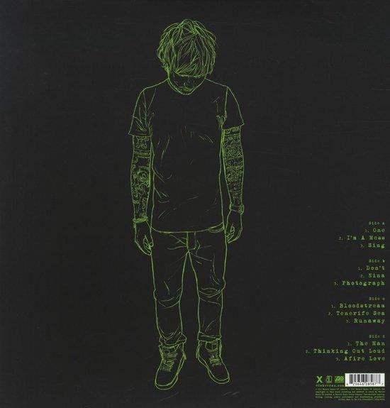 X (LP) - Ed Sheeran