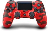 Sony DualShock 4 Controller V2 - PS4 - Red Camouflage