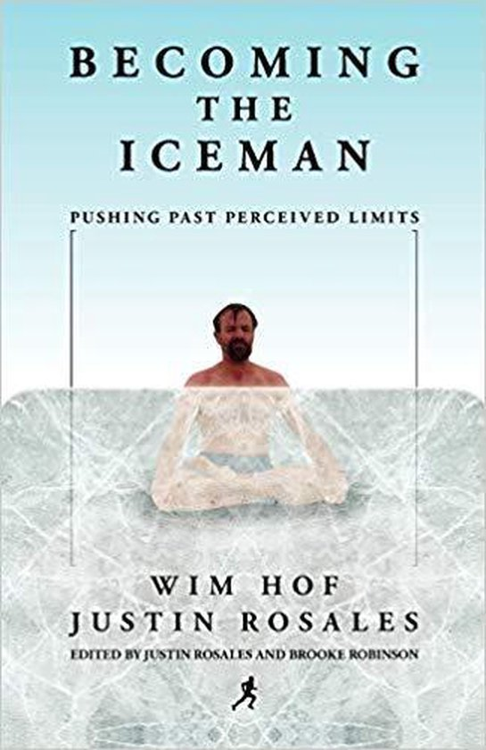 Omslag van Becoming the Iceman