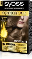 SYOSS Color Oleo Intense 6-10 Donkerblond Haarverf - 1 stuk