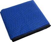 Specipack Verhuisdeken Slijtvast Plat en Glad Deluxe - Volledig Polyester Buitenkant - Katoen Gevoerd Quilted Deken 180 x 200 cm