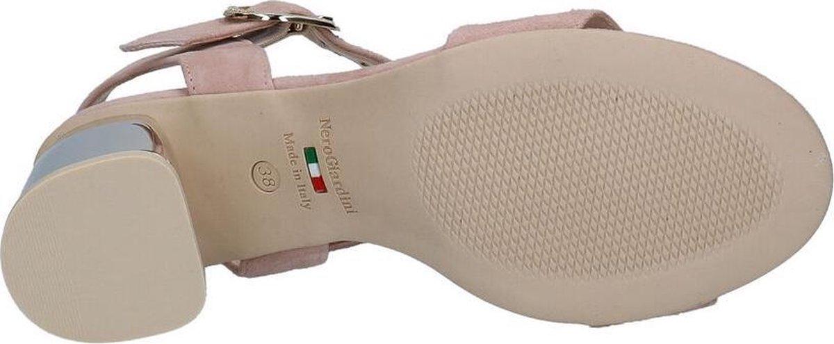 NeroGiardini Roze Sandalen Dames 39 Sandalen