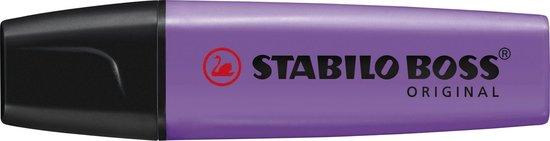STABILO BOSS ORIGINAL Markeerstift Lavendel - per stuk