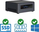 Intel NUC Mini PC | Intel Core i7 / 8650U | 8 GB D