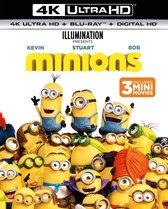 Minions (4K Ultra HD Blu-ray)