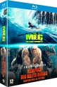 The Meg & Rampage: Big Meets Bigger (Blu-ray)