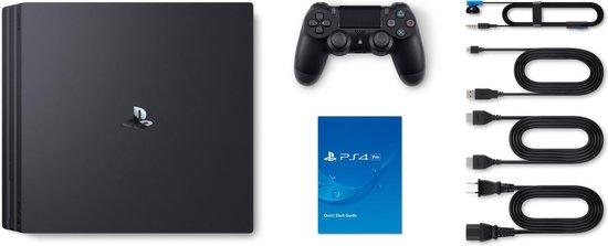 Sony PlayStation 4 Pro console 1TB