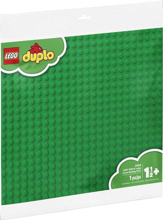 Afbeelding van LEGO DUPLO Grote Bouwplaat - 2304
