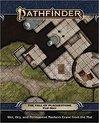 Afbeelding van het spelletje Asmodee Pathfinder Flip-Mat the Fall of Plaguesto 2nd Ed. - EN