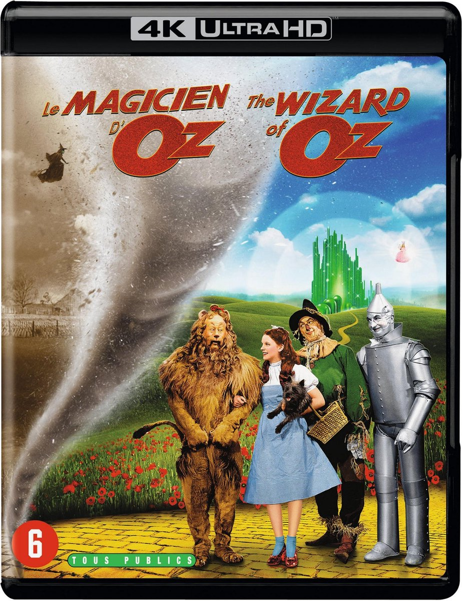 The Wizard of Oz (4K Ultra HD Blu-ray)-