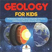 Geology For Kids - Pictionary Geology Encyclopedia Of Terms Children's Rock & Mineral Books