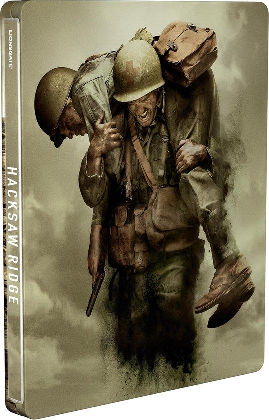 Bol Com Hacksaw Ridge Steelbook Blu Ray Blu Ray Teresa Palmer Dvd S