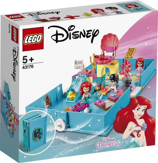 LEGO Disney Princess Ariëls Verhalenboekavonturen - 43176