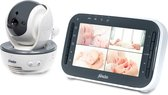 Alecto Baby DVM-200 Babyfoon met camera - Wit/Antr