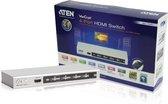 ATEN VS481A-AT-G 4 poorten HDMI-switch Via PC bedienbaar, Met afstandsbediening 1920 x 1200 Pixel