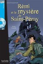 Lire en Français Facile A1: Rémi et le mystère de Saint-Péray livre + CD audio
