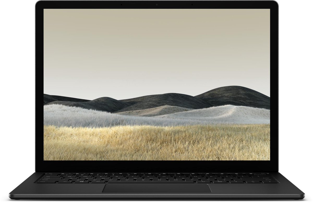 Microsoft Surface Laptop 3 – AMD Ryzen 5 – 256 GB – 15 inch – Azerty