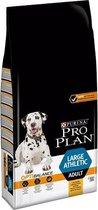 Pro Plan Large Athletic - Hondenvoer Kip Met Optibalance - 14 kg