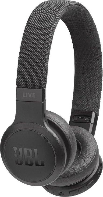 JBL Live 400BT - On-ear bluetooth koptelefoon - Zwart
