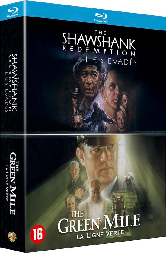 The Green Mile + The Shawshank Redemption (Blu-ray)