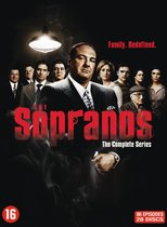 The Sopranos - Seizoen 1 t/m 6 (The Complete Series)