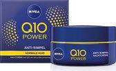 NIVEA Q10POWER Anti-Rimpel - 50 ml - Nachtcrème