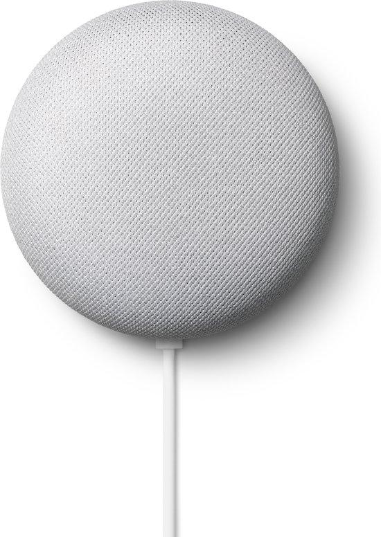 Afbeelding van Google Nest Mini - Smart Speaker / Grijs / Nederlandstalig