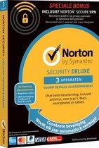 NortonLifeLock Norton Security Deluxe 1 licentie(s) Nederlands