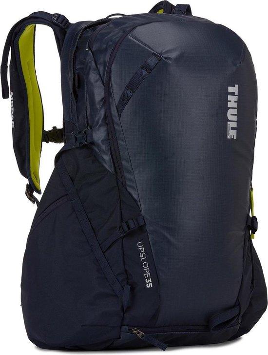 Thule Upslope 35L – Removable Airbag 3.0 ready - Blackest Blue