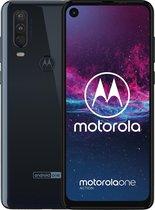 Motorola One Action - 128GB - Denim grijs