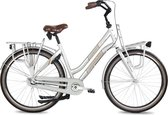 Vogue Liberty 3 Versnellingen Transportfiets 28 inch Dames 50 cm Silver