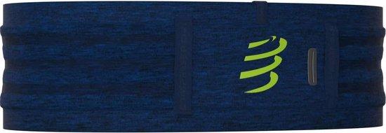 Compressport Free Belt Pro Blauw