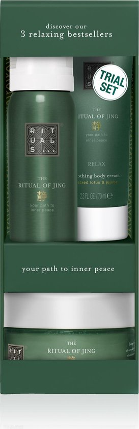 RITUALS The Ritual of Jing Trial Giftset