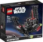 LEGO Star Wars Kylo Rens Shuttle Microfighter - 75264