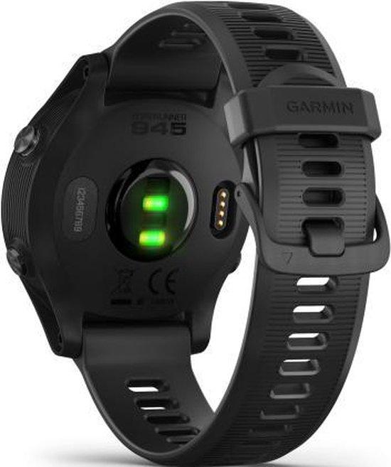 Garmin Forerunner 945 sporthorloge met hartslagmeter - 47 mm - Zwart