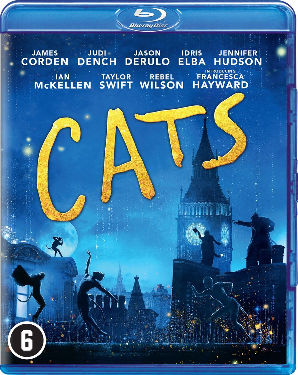 Cats (Blu-ray)