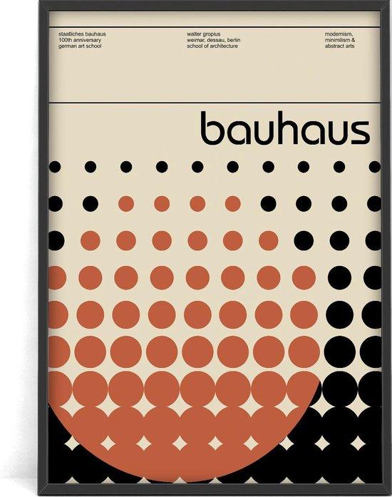 Bauhaus exhibition - Austellung 1923 - 50x70 cm - Art Poster - PSTR studio