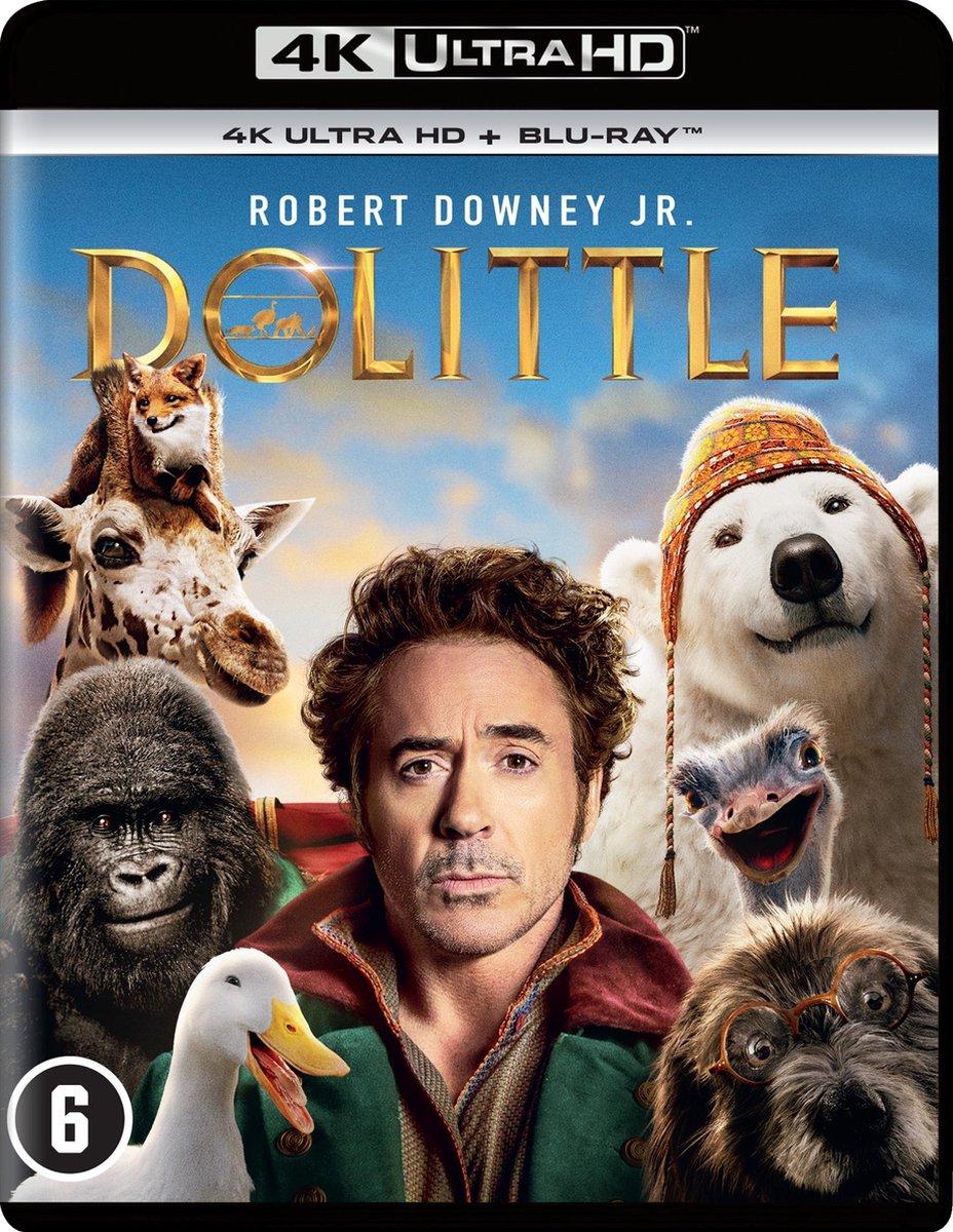 Dolittle (4K-Ultra HD Blu-Ray)-