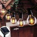 J-Pro tuinverlichting op zonne-energie -  20 Solar LED's 5m Big Lichtslinger - ø5cm