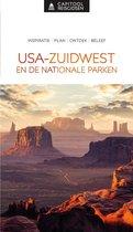 Capitool Reisgidsen USA Zuidwest en de nationale parken